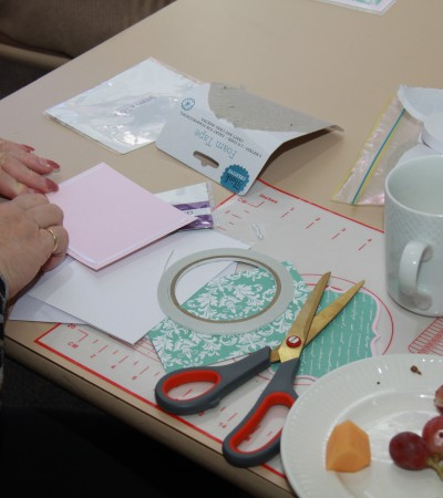 Join Us Friday October 16th (Card Making) Workshop